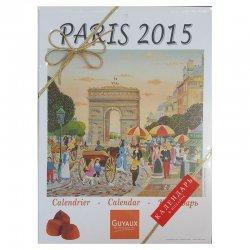 Guyaux Truffes Fantaisie Французские трюфели с календарём