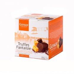 Truffes Fantaisie Французские трюфели с карамелью