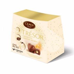 Tresor milk hazelnut